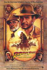 "Indiana Jones And The Last Crusade Poster [Licensed-New-Usa] 27x40"" Theater Size"
