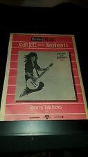 Joan Jett And The Blackhearts Fake Friends Rare  Promo Poster Ad Framed! #2