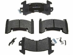 Front Brake Pad Set 4ZDB44 for S10 Camaro Blazer El Camino LLV Malibu Monte