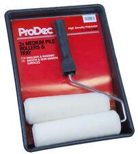"ProDec 9"" x 1.75"" Inch Polyester Roller Kit 2 Refills Paint Decorating (PRRT002)"