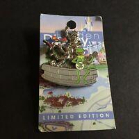 WDW Hidden Disney 2006 Collection The Muppet Fountain RARE LE Disney Pin 50802