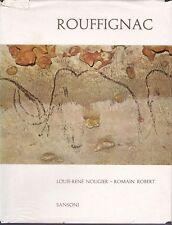 NOUGIER - ROBERT  1959 ROUFFIGNAC GALERIE HENRI BREUIL E GRAND PLAFOND - RARE