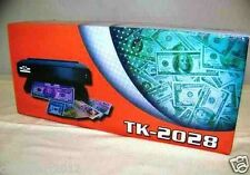UV Light  6W Dual Tube Counterfeit Electronic Money Banknote Currency Detector(L