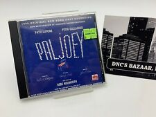 Pal Joey Patti Lupone Peter Gallagher Bebe Neuwirth CD Compact Disc DRG Theater