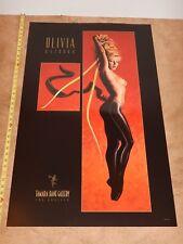 "OLIVIA DE BERARDINIS TAMARA BANE GALLERY EDITION ""BAZOOKA"" ART PRINT"