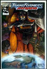 DW Comics TRANSFORMERS Armada #3 NM 9.4