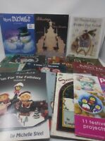 BUY 2 GET 1 SALE Decorative Painting Book Tole Paint Holiday Various Artists #3