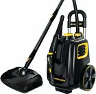 McCulloch 1500W Multipurpose Deluxe Canister Steam Cleaner w/ 23 Accessories