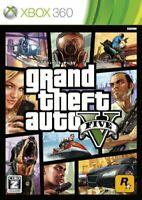 USED Xbox 360 Grand Theft Auto V