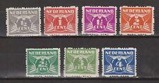 Roltanding 33 - 39 MLH NVPH Netherlands Nederland Niederlande 1928 syncopated