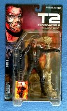 Terminator 2 Judgment Day T800 Figure McFarlane Movie Maniacs Series 4 T2