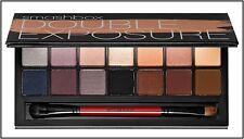 Smashbox Double Exposure Eye Shadow Palette 14 to 28 Shades +Bonus Mascara NEW