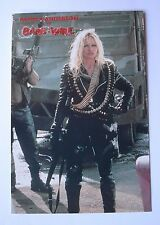 PAMELA ANDERSON Barb Wire Original 1990`s Collectable Postcard