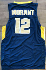 Ja Morant #12 Murray State Mens Jersey Large