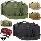 Condor Tactical 3 Compartment Modular Adjustable Deployment Small Duffel Bag 127