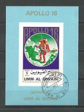 Cosmos Um al Qiwain (47) bloc oblitéré