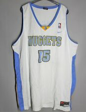 DENVER NUGGETS VINTAGE NIKE BASKETBALL SHIRT JERSEY CARMELO ANTHONY SIZE 2XL