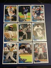2010 Topps & 2011 PADRES Complete Team Sets Master 63 Cards w Traded LOOK !