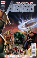 AVENGERS: COMING OF THE AVENGERS (2012 Series) #1 Very Fine Comics Book