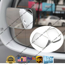 Adjustable Blind Spot Mirror Wide Angle Rear View Car Side Mirror for Suzuki