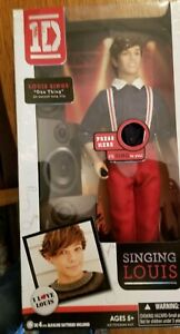 "1D One Direction Singing LouisTomlinson Doll Sings ""One Thing"""