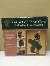 Deluxe Golf Travel Cover for Golf Bag by Club Champ New