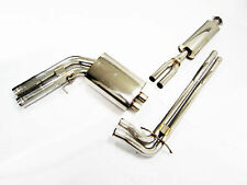 OBX Catback Exhaust System For 2003 To 2009 Volvo S60R V70R 2.5L AWD Turbo