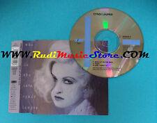 CD Singolo Cyndi Lauper Who Let In The Rain 659039 2 EUROPE 1993 no mc lp(S24)