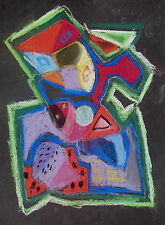 Mary Cane Robinson Abstract