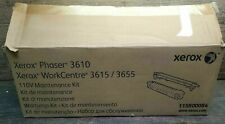 Genuine Xerox 115R00084 110V Fuser Maintenance Kit Phaser 3610 WC 3615