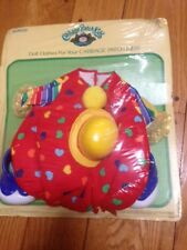 1986 Cabbage Patch Kids Circus Kids Clown Outfit, Sealed