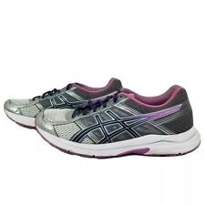 Asics GEL- Contend 4 Trainers Women's Running Sneaker Shoes Size 10 Gray (T765N)