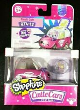 New! Limited Edition Shopkins Cutie Cars Rare Texti Cab QT4-12 in hand FREE SHIP