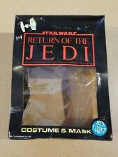 Ben Cooper Vtg Star Wars Luke Skywalker Halloween ROTJ 1983 Costume BOX ONLY