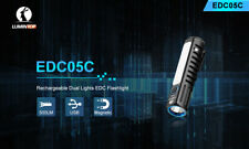 Lumintop EDC05C GEN 2 500LM DUAL LIGHTS MAGNETIC W/14500 BATTERY NEW 2020 ITEM!
