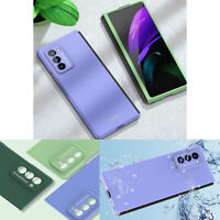 Ultra-thin Phone Accessories Phone Protective Case for Samsung Galaxy Z Fold 2