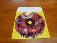 Twisted Metal 2 (Sony PlayStation 1, 1997) PS1 TESTED Game Only Black Label Disc