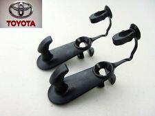 2 New Genuine OEM Toyota/Lexus Floor Mat Clips-Hooks/08211-00720/Latest Design!