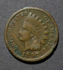 1897 US Indian Head Cent