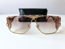 vintage CAZAL 955 col 97 gold Germany rare sunglasses 90s HipHop 951 Hangover 3