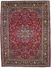 Vintage Traditional Floral Design 10X13 Handmade Oriental Rug Home Decor Carpet