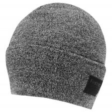FireTrap mens cuff hat charcoal color (beanie type). Top quality.