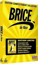 2 DVD  :  BRICE DE NICE  [ Édition Collector ] Jean Dujardin  /  NEUF cellophané
