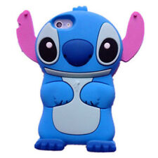 New Cute Cartoon 3D Silicone Soft Case Back Cover Skin for Apple iPhone 5s 5g SE