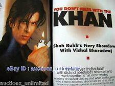 Stardust Jan 2009 Akshay Kumar Amitabh Bachchan Shah Rukh Khan Shahid Kapoor