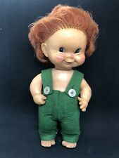 Vintage 1957 W Goebel Redhead Rubber Doll 2902 Germany