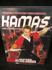 Kamas For Competition Vol.2 Advanced Fund. Martial Arts Instruction DVD NEW