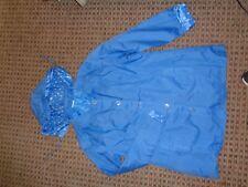 ANNE DE LANCAY-Femmes Manteau Taille 18-20 MAC Coupe-vent casual Outdoor Wear à Capuche