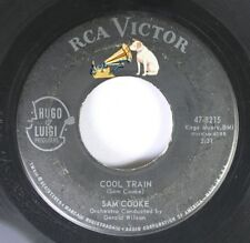 50'S/60'S 45 Same Cooke - Cool Train / Frankie And Johnny On Rca Victor