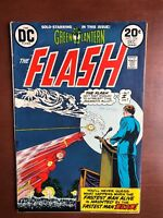 The Flash #224 (1973) 7.5 VF DC Key Issue Comic Book Bronze Age Green Lantern